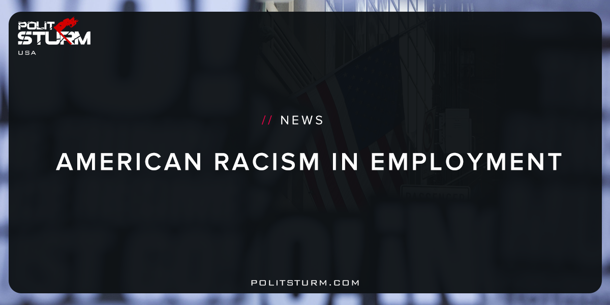 American Racism in Employment