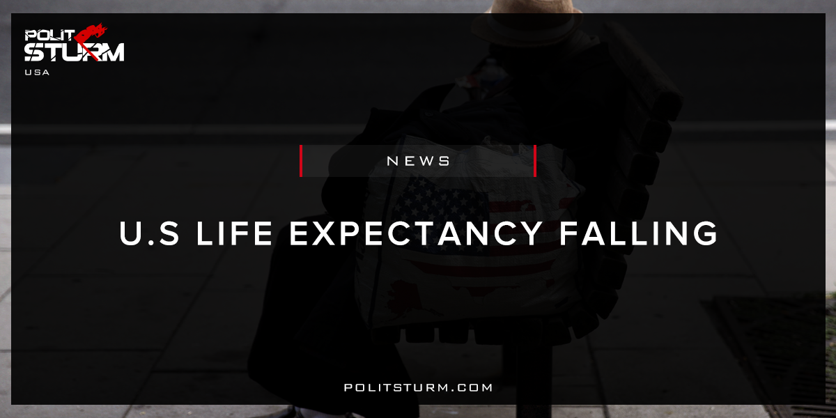 U.S Life Expectancy Falling
