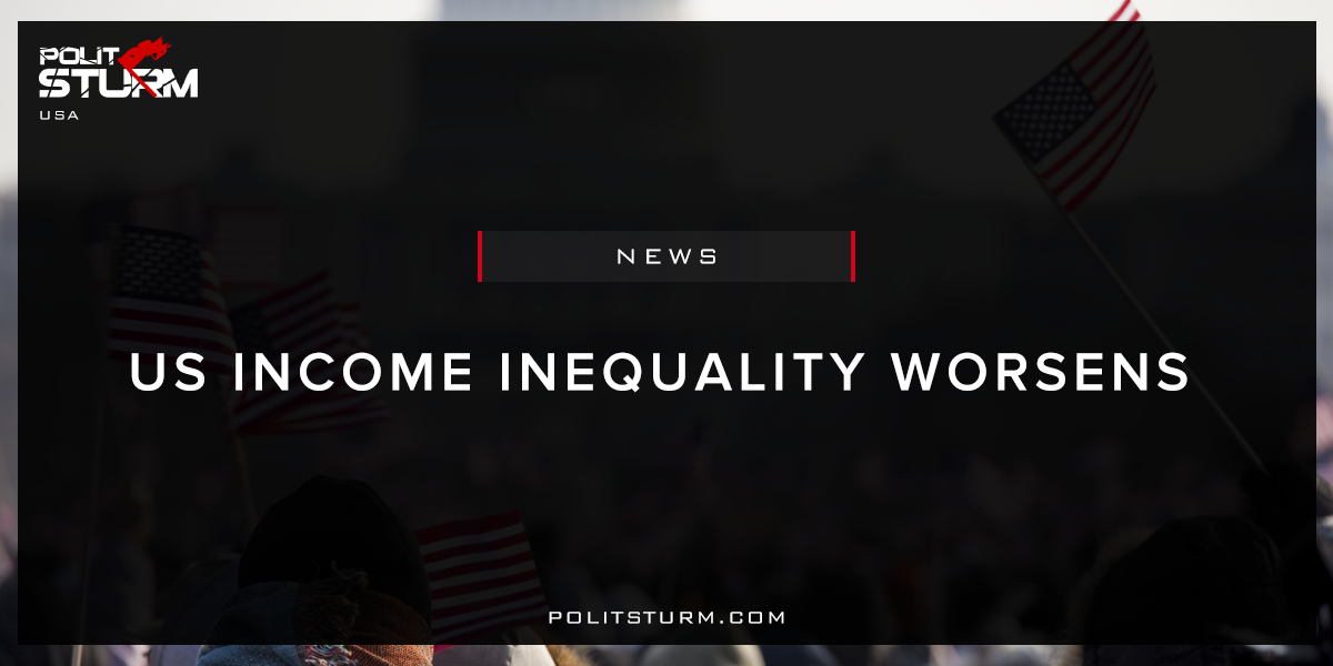 US Income Inequality Worsens